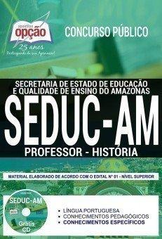PROFESSOR - HISTÓRIA