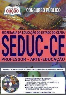 PROFESSOR - ARTE-EDUCAÇÃO
