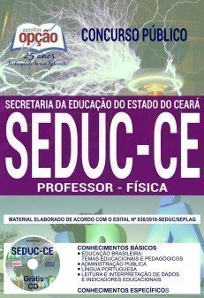 PROFESSOR - FÍSICA