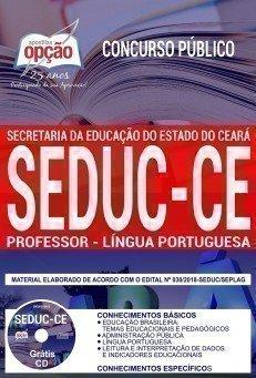 PROFESSOR - LÍNGUA PORTUGUESA