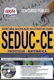 PROFESSOR - MATEMÁTICA