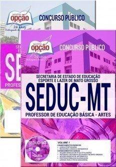 PROFESSOR DE EDUCAÇÃO BÁSICA - ARTES