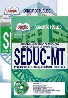 PROFESSOR DE EDUCAÇÃO BÁSICA - BIOLOGIA