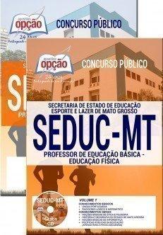 PROFESSOR DE EDUCAÇÃO BÁSICA - EDUCAÇÃO FÍSICA