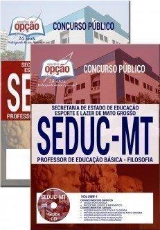 PROFESSOR DE EDUCAÇÃO BÁSICA - FILOSOFIA