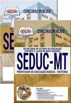 PROFESSOR DE EDUCAÇÃO BÁSICA - HISTÓRIA