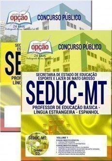 PROFESSOR DE EDUCAÇÃO BÁSICA - LÍNGUA ESTRANGEIRA - ESPANHOL