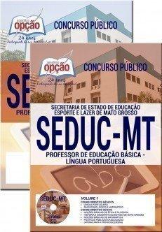PROFESSOR DE EDUCAÇÃO BÁSICA - LÍNGUA PORTUGUESA