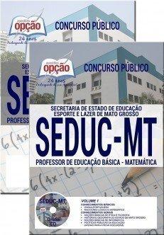 PROFESSOR DE EDUCAÇÃO BÁSICA - MATEMÁTICA