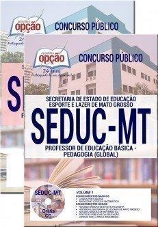 PROFESSOR DE EDUCAÇÃO BÁSICA - PEDAGOGIA (GLOBAL)