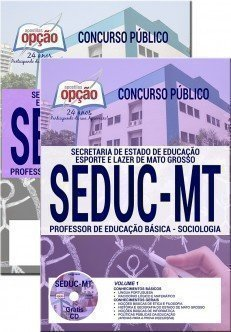 PROFESSOR DE EDUCAÇÃO BÁSICA - SOCIOLOGIA