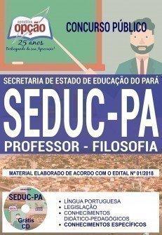 PROFESSOR - FILOSOFIA
