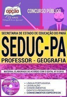 PROFESSOR - GEOGRAFIA