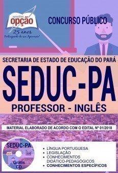 PROFESSOR - INGLÊS