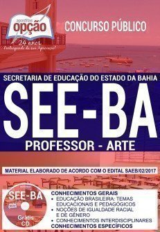 PROFESSOR - ARTE