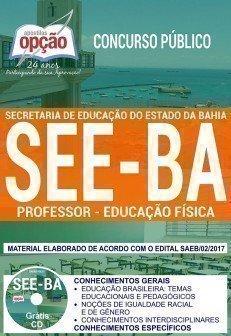 PROFESSOR - EDUCAÇÃO FÍSICA