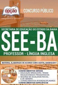 PROFESSOR - LÍNGUA INGLESA