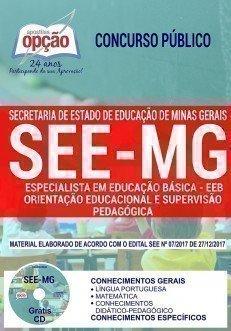 EEB - ORIENTAÇÃO EDUCACIONAL E SUPERVISÃO PEDAGÓGICA