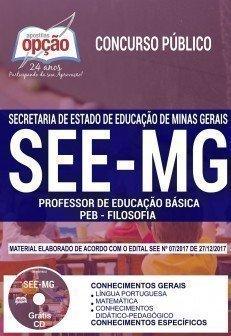 PROFESSOR DE EDUCAÇÃO BÁSICA - PEB - FILOSOFIA