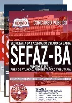 AUDITOR FISCAL - ADMINISTRAÇÃO TRIBUTÁRIA