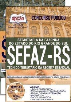 TÉCNICO TRIBUTÁRIO DA RECEITA ESTADUAL