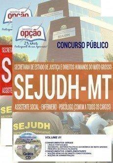 ASSISTENTE SOCIAL / ENFERMEIRO / PSICÓLOGO (COMUM A TODOS)