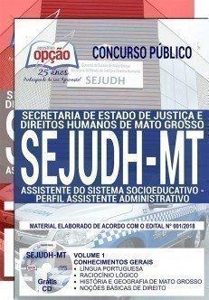 ASSISTENTE DO SISTEMA SOCIOEDUCATIVO - PERFIL ASSISTENTE ADMINISTRATIVO
