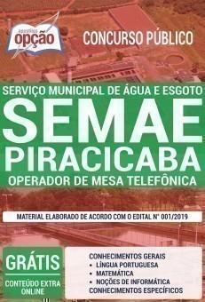 OPERADOR DE MESA TELEFÔNICA