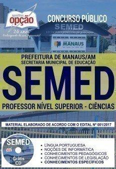 PROFESSOR NÍVEL SUPERIOR - CIÊNCIAS