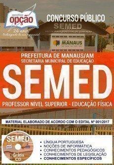 PROFESSOR NÍVEL SUPERIOR - EDUCAÇÃO FÍSICA