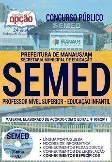 PROFESSOR NÍVEL SUPERIOR - EDUCAÇÃO INFANTIL