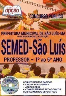PROFESSOR - 1º AO 5º ANO