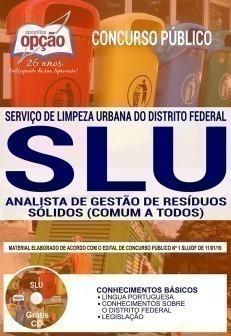 ANALISTA DE GESTÃO DE RESÍDUOS SÓLIDOS (COMUM A TODOS)