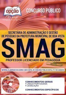 PROFESSOR LICENCIADO EM PEDAGOGIA