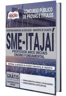 PROFESSOR ANOS INICIAIS - ENSINO FUNDAMENTAL