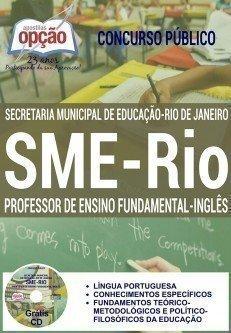 PROFESSOR DE ENSINO FUNDAMENTAL - INGLÊS