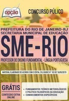 PROFESSOR DE ENSINO FUNDAMENTAL - LÍNGUA PORTUGUESA