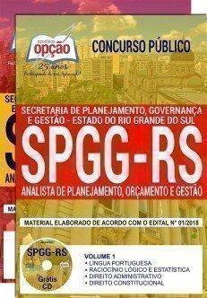 ANALISTA DE PLANEJAMENTO, ORÇAMENTO E GESTÃO