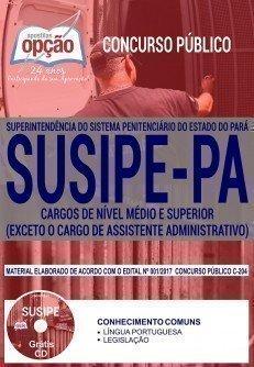 CARGOS DE NÍVEL MÉDIO E SUPERIOR (EXCETO ASSISTENTE ADMINISTRATIVO)
