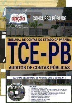 AUDITOR DE CONTAS PÚBLICAS