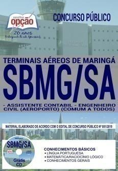 ASSISTENTE CONTÁBIL E ENGENHEIRO CIVIL (AEROPORTO) (COMUM AOS CARGOS)
