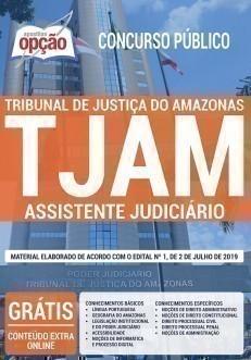 ASSISTENTE JUDICIÁRIO
