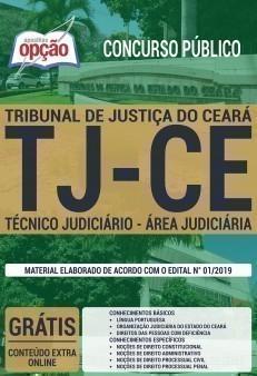 TÉCNICO JUDICIÁRIO - ÁREA JUDICIÁRIA
