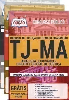 ANALISTA JUDICIÁRIO - DIREITO E OFICIAL DE JUSTIÇA