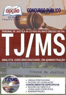 ANALISTA JUDICIÁRIO / BACHAREL EM ADMINISTRAÇÃO