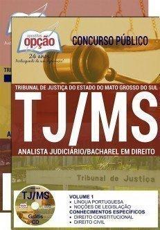 ANALISTA JUDICIÁRIO / BACHAREL EM DIREITO