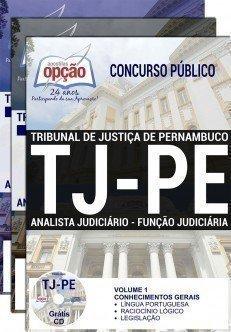 Apostila TJ PE ANALISTA JUDICIÁRIO