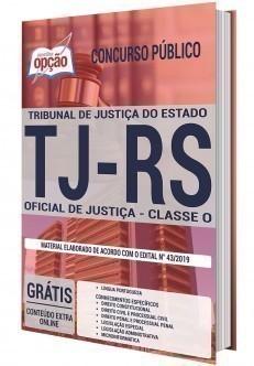 OFICIAL DE JUSTIÇA - CLASSE O