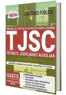 TÉCNICO JUDICIÁRIO AUXILIAR
