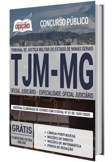 OFICIAL JUDICIÁRIO - ESPECIALIDADE - OFICIAL JUDICIÁRIO